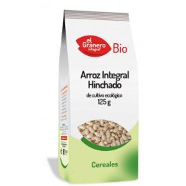 Arroz Integral Hinchado - El Granero Integral - 125 g