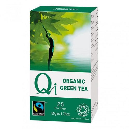 Te verde 25 Filtros  Qi Herbal Health