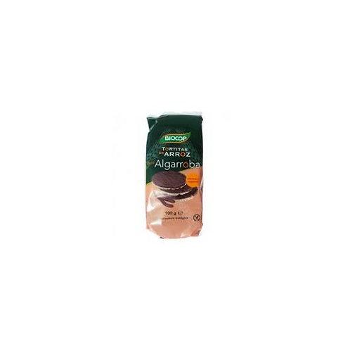 Tortitas arroz algarroba - Biocop - 100gr