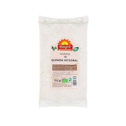 Harina de Quinoa 300g  Biográ
