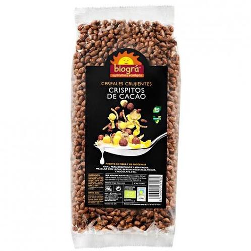 Crispitos Cacao BIO - Biogrà - 250 g