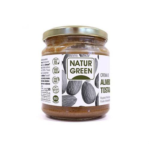 Crema de Almendra Tostada 250g Naturgreen