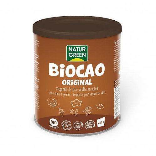 Biocao Instant - Naturgreen - 400 g