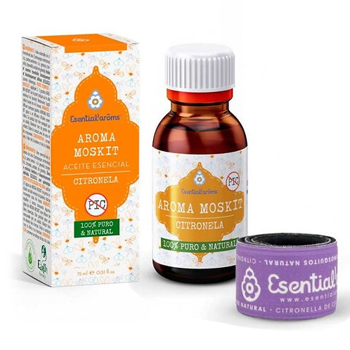 Pack Aroma Moskit 15ml Esential Aroms