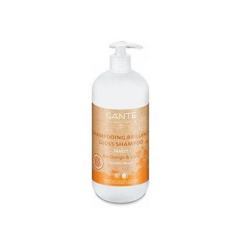 Champú tratante de naranja y coco - Sante - 950 ml