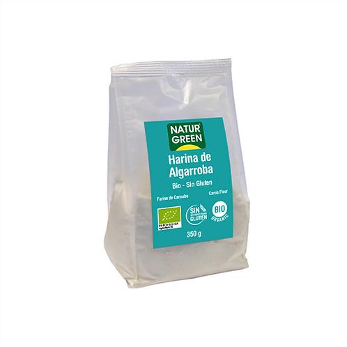 Harina Algarroba Bio - NaturGreen - 350g