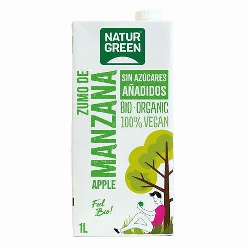 Zumo Manzana 1l Naturgreen