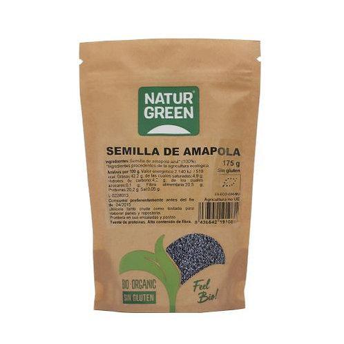 Semilla de Amapola 175g Naturgreen