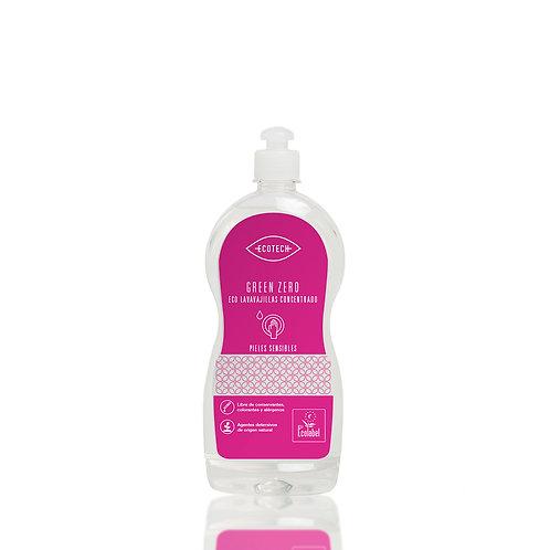 Envase vacio Green Zero 1l (lavavajillas manual) Ecotech