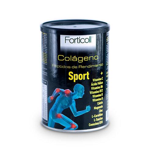 Colágeno bioactivo sport - Forticoll - 300g