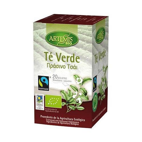 Té Verde Selección pirámides - Artemis - 15uds