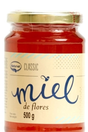 Miel de Flores 500g Naturval