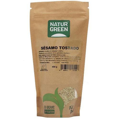 Sésamo Tostado 450g Naturgeen