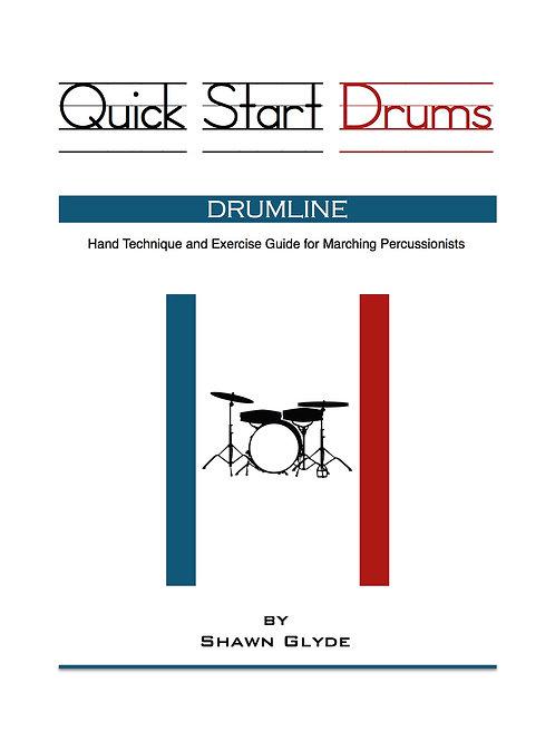 QUICK START DRUMS - Drumline