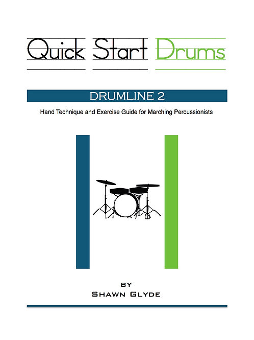 QUICK START DRUMS - Drumline 2