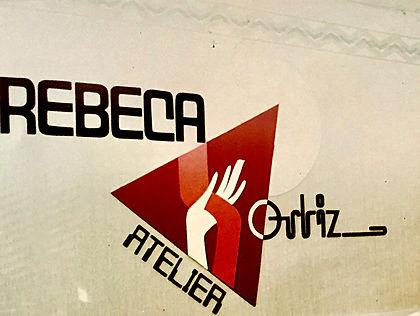 Rebecca O original logo