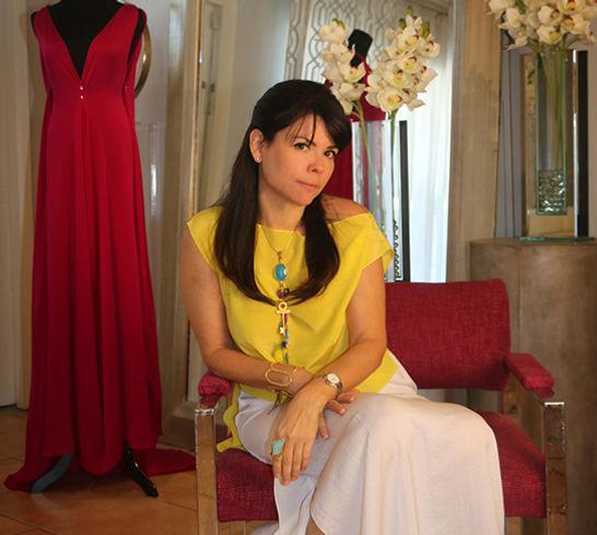 Rebecca O designer