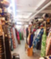 Rebecca O searching for unique fabrics