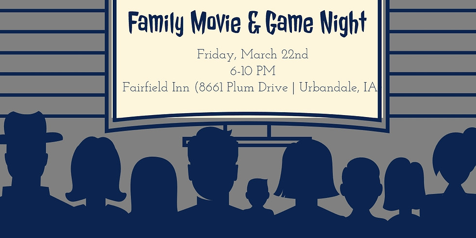 Family Movie & Game Night
