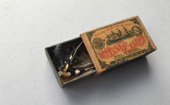 Tiny JC Nails