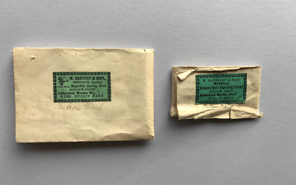 Crucial Provenance items validating Fitzwygram Source