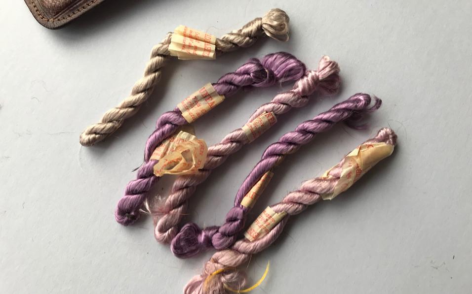 Pearsalls Silk