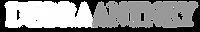 Debra Antney Logo White.png