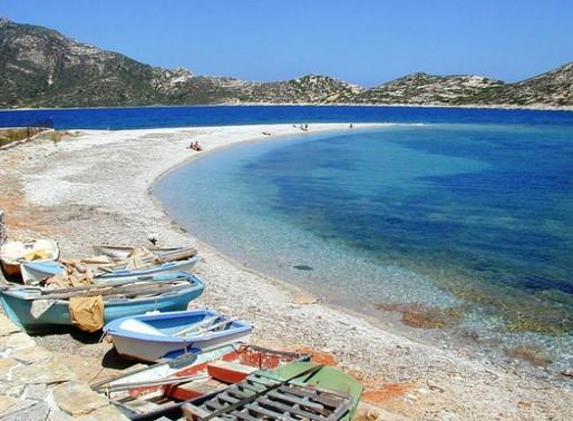 Остров Аморгос, Греция