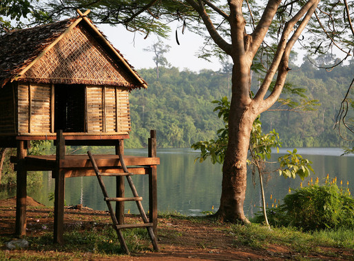 Провинция Ратанакири, Камбоджа (Ratanakiri, Cambodia)