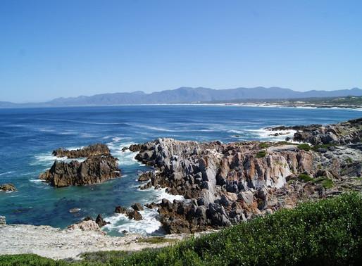 Германус и Уолкер-Бей, ЮАР