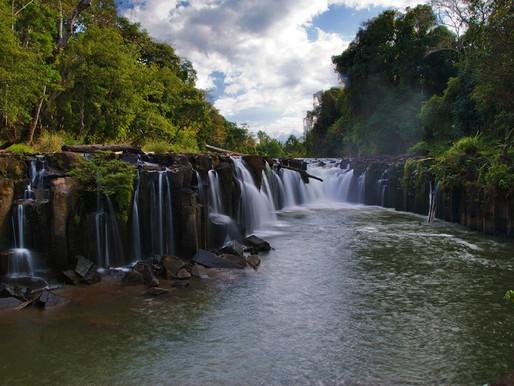 Плато Болавен, Лаос