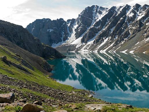 Тянь-Шань, Казахстан
