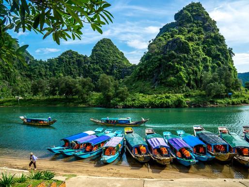 Национальный парк Пхонг Нха-Ке Банг, Вьетнам