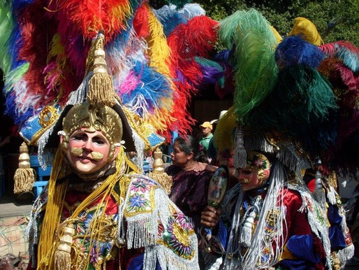 Праздник святого Томаса в Гватемале.