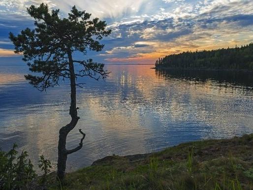 Валаамский архипелаг и Ладожское озеро, Россия