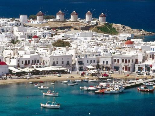 Остров Наксос, Греция