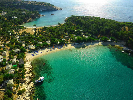Остров Тасос, Греция