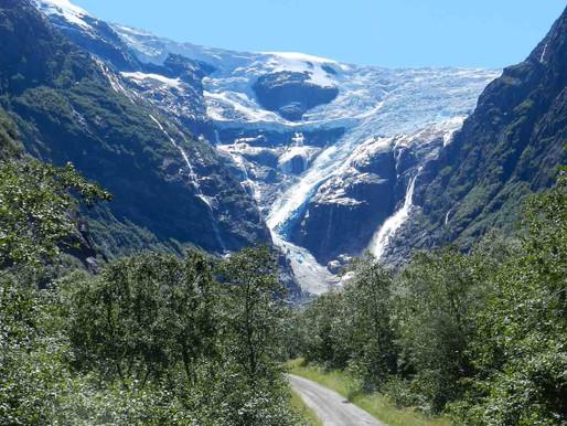 Ледник Юстедальсбре
