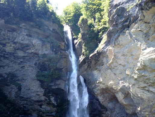 Водопад Рейхенбах