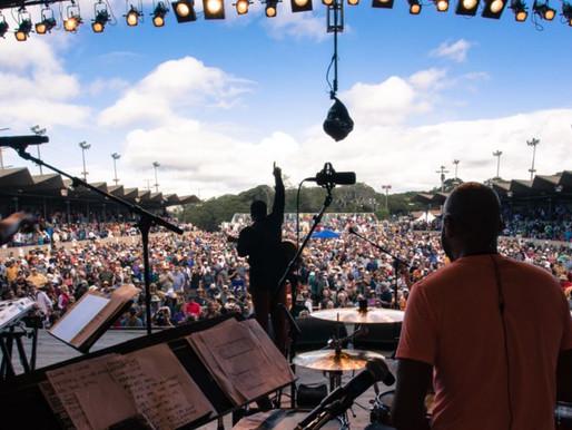 Джазовый фестиваль в Монтерее