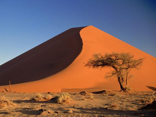 Пустыня Намиб, Намибия