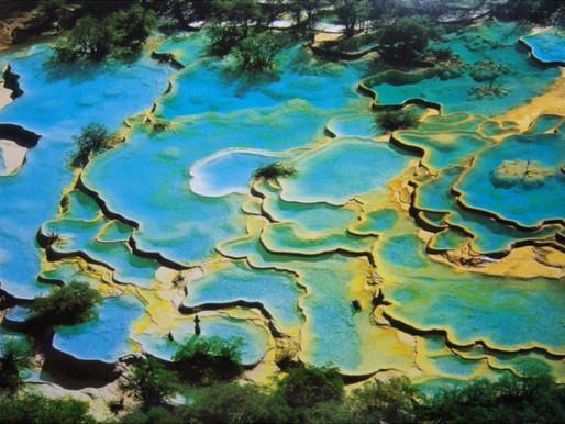 Долина Хуанлун, Китай