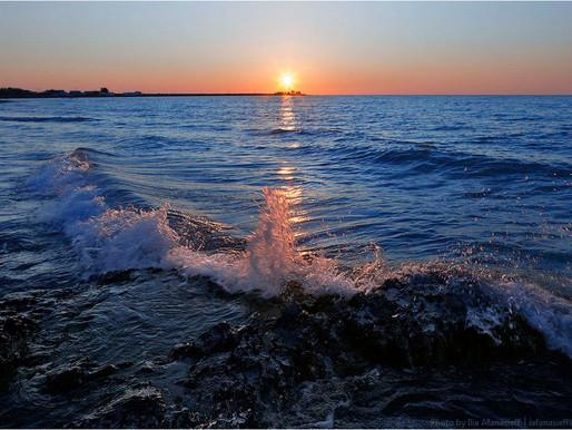 Озеро Балхаш, Казахстан