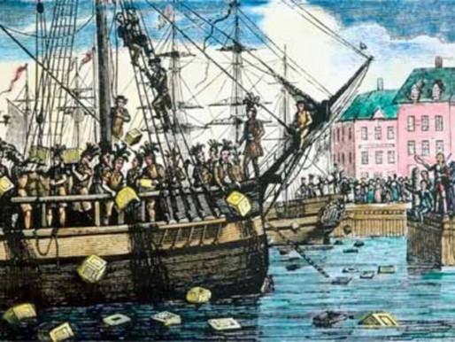«Бостонское чаепитие»