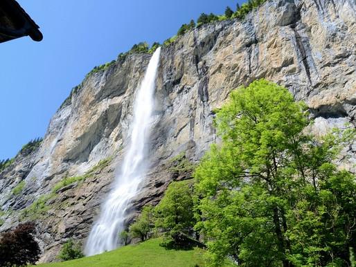 Водопады Трюммельбах