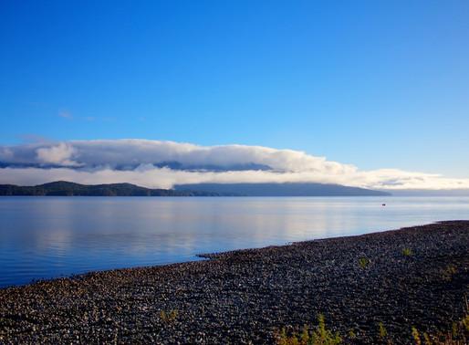 Озеро Манапоури