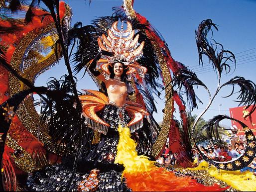 Карнавал в Мацатлане