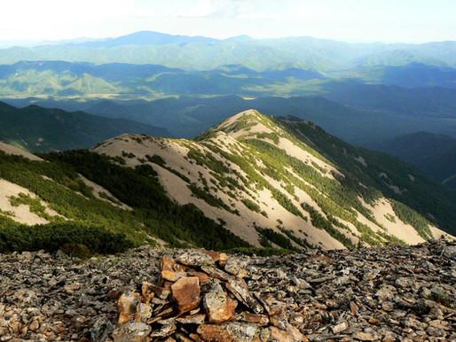 Горы Сихотэ-Алинь, Россия