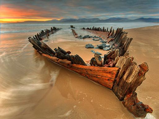 Национальный парк «Берег Скелетов», Намибия