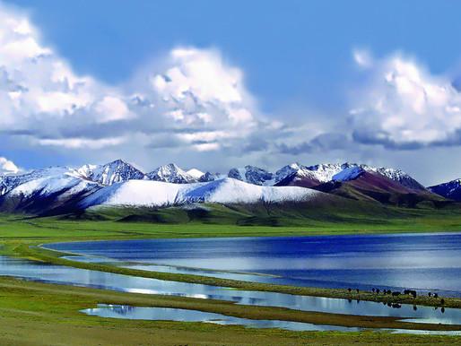 Озеро Намцо, Китай